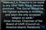 Islam to conquer America
