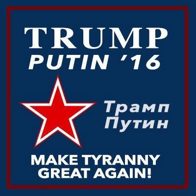 Trump - Putin 2016