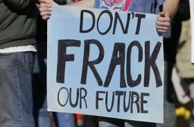 Energy - Don't Frack Our Future