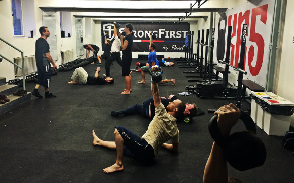 StrongFirst Beginner Group Lessons