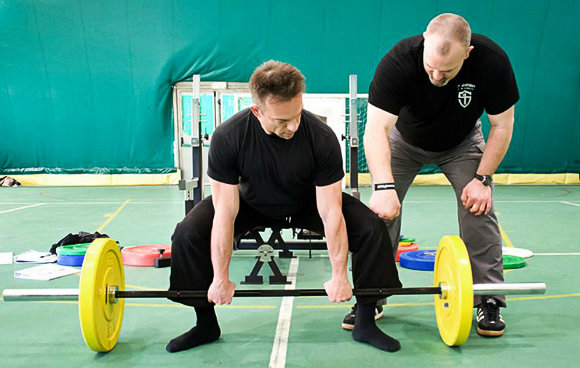Zen and the Art of Barbell Training