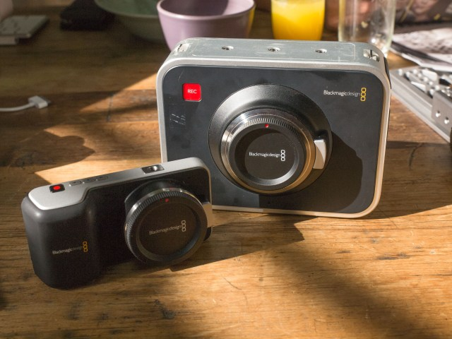 Blackmagic Cameras NAB 2013