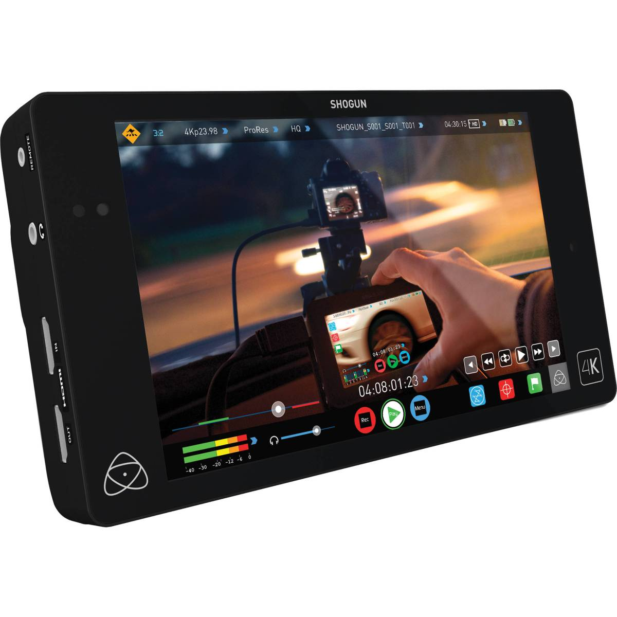 Atomos Shogun Review (Why You Don't Need ProRes)