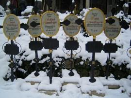 Salzburg, Austria, Petersfriedhof, St. Peter's Cemetery