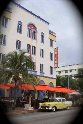 Miami Beach, South Beach, SoBe, Art Deco, Ocean Drive, Hotel Edison