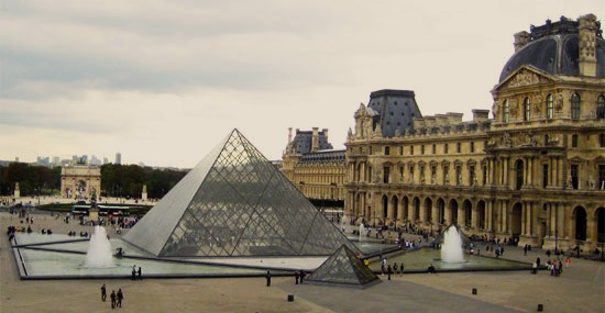 Louvre, Paris, France, Museum,