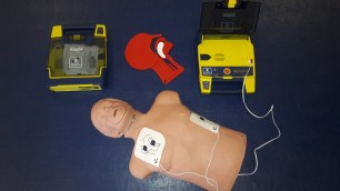 AED's for training use