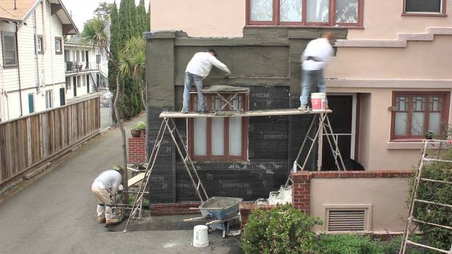 Time Lapse, Online Stucco Video Tutorials for Dummies