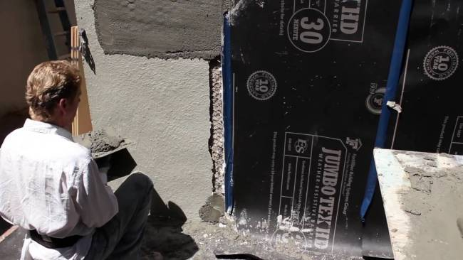 One Coat Plaster and or Render