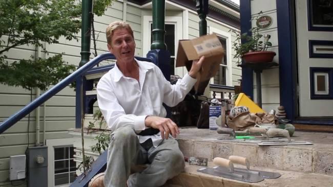 Rendering, Stucco, Plastering tools trowels, where to buy