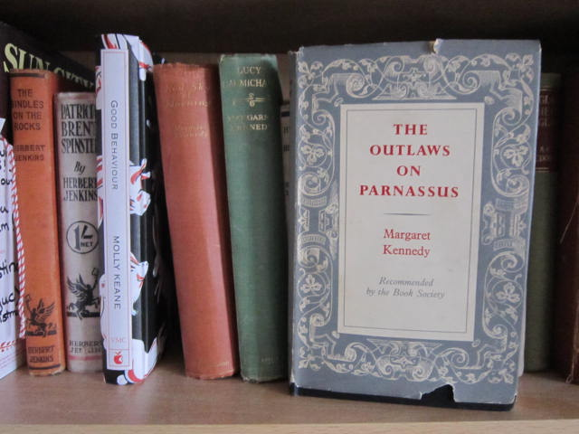 The Outlaws on Parnassus