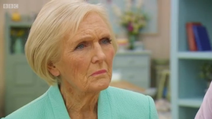 Mary Berry Reaction Face says... no.