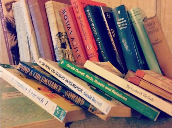 Bookbarn haul 2016