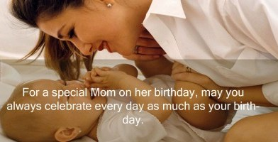 Best happy birthday wishes for mom
