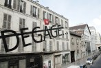 Rero, Titre inconnu Street art, 2011 81 rue Chevaleret Paris 13e (75)