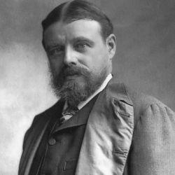 Portrait de Lawrence Alma-Tadema.