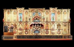 Limonaire de l'Abbaye de Collonges, Collonges-au-Mont-d'Or (près de Lyon).