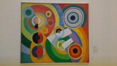 Rythme, Joie de vivre Robert Delauney (1885-1941) 1930 Huile sur toile Paris, Centre Pompidou, Musée national d'art moderne/Centre de création industrielle Donation de Sonia Delauney et Charles Delaunay en 1964