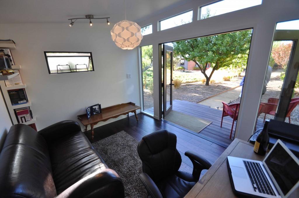 2 Backyard Sheds Studios Storage U0026 Home Office Sheds  Modern Prefab Shed  Kits