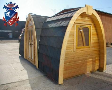 Internetinė parduotuvė campingpods.lv
