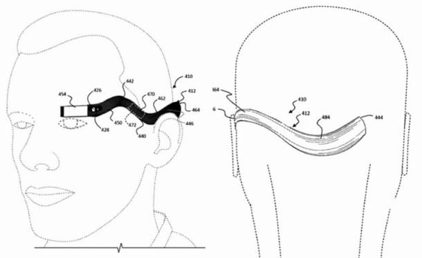 Design de Google Glass