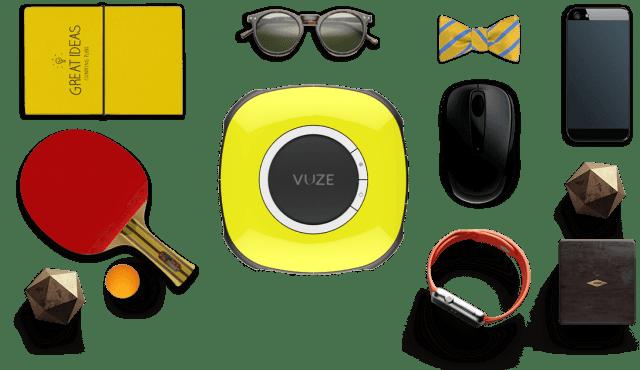 La Vuze en coloris jaune