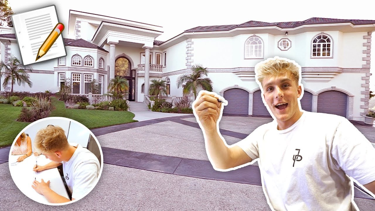 Fullsize Of Logan Paul House