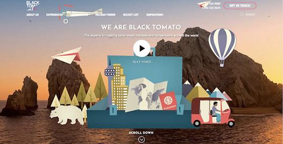 Black Tomato