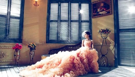 ロングドレスにふさわしいウォーキングと転んでも愛される方法