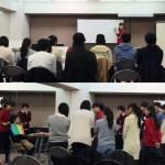 【セミナー】サンミュージック大阪校でスタイリングレッスンを開催しました