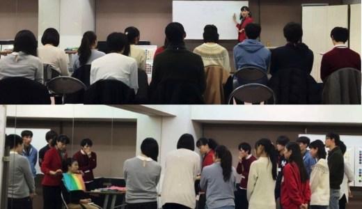 サンミュージック大阪校でスタイリングレッスンを開催しました