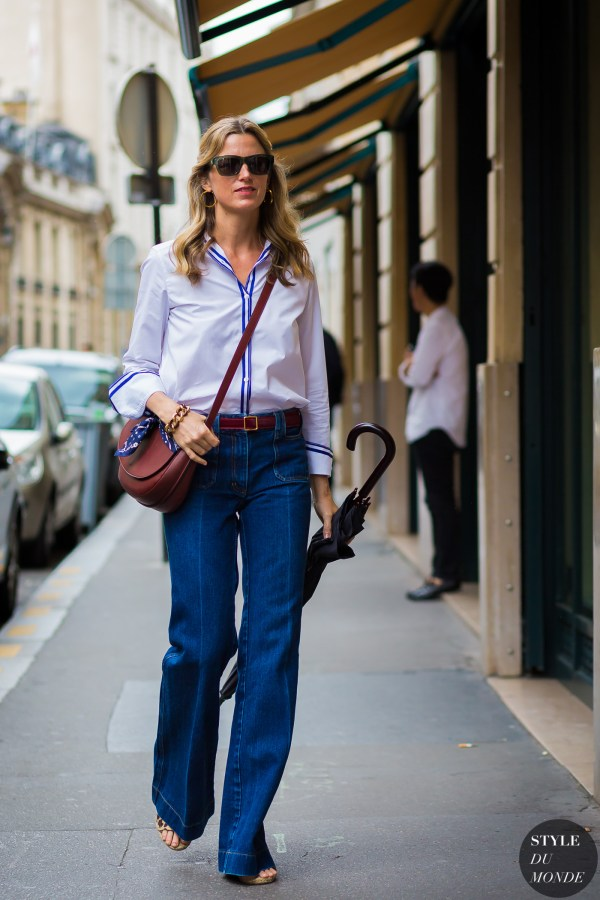 Haute Couture Fall 2016 Street Style: Before Hermes