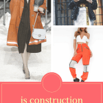 WEIRD FASHION TREND ALERT: THE CONSTRUCTION WORKER MEETS THE RUNWAY