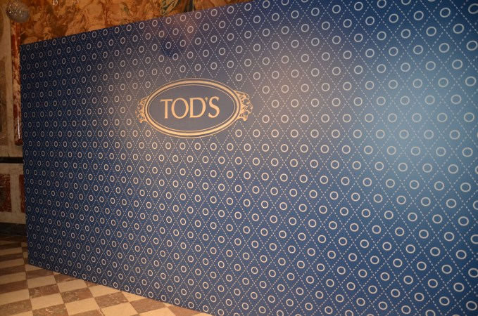 TOD'S SPRING SIGNATURE COCKTAIL PARTY