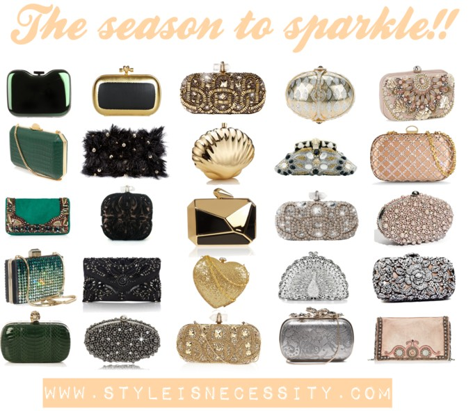 THE SEASON TO SPARKLE!