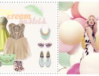 Spring summer trend! Ladurée pastel colours