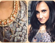 Handmade necklace!