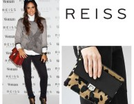 WINTER WONDERLAND WITH REISS AND EMIRATES WOMAN!