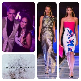 ROLAND MOURET STEALS THE SHOW!...