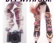 DIY – PERSONALIZED CAMERA STRAPS AND BRYANBOY!