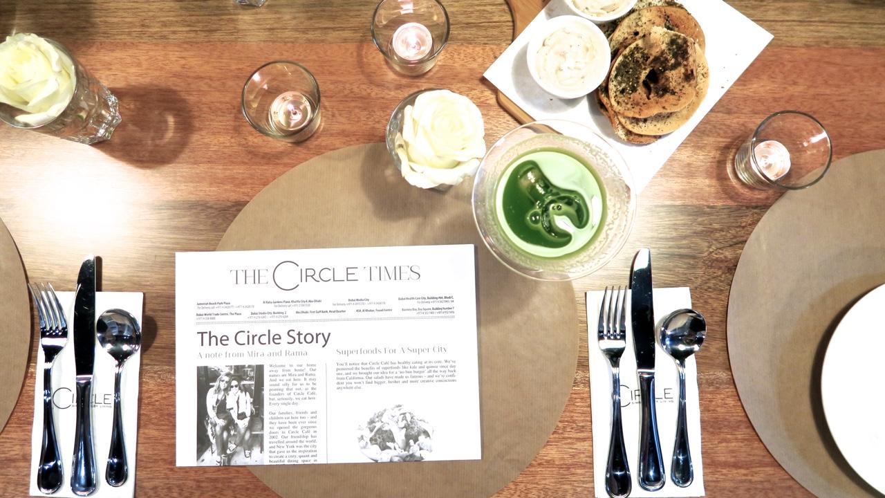 Circle cafe – 01