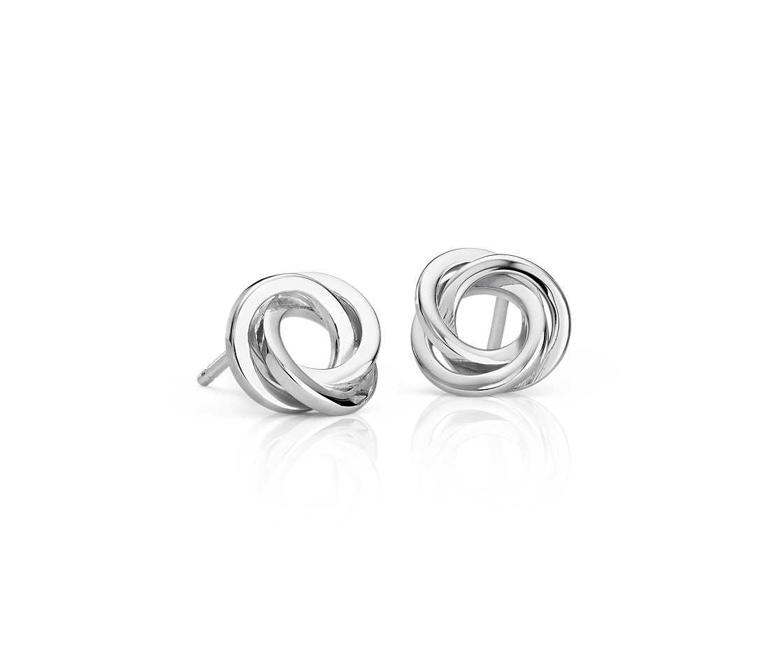 Fullsize Of Silver Stud Earrings