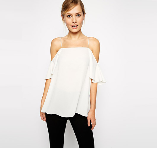 Camisole von Asos Collection