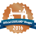 I'm an Official Legoland Blogger! #legoland #themeparks #family #fun