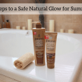 3 Steps to a Safe Natural Glow for Summer with Jergens Natural Glow #MyJergensGlow #CollectiveBias