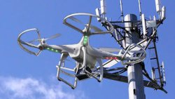 Cell-Tower-Drones
