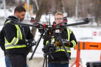 Flying an Unmanned Aerial Vehicle (UAV), or drone, in Edmonton comes with a lengthy list of rules and regulations