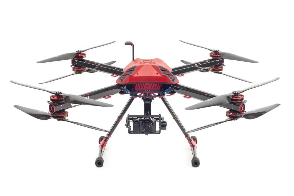 美国无人机摄影行业增长迅速资讯看灰机网 第2张