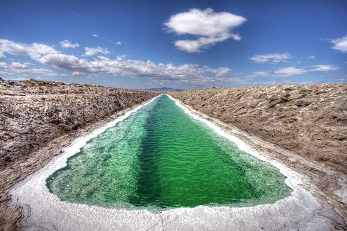 Leg 41   Salt Evaporation Ponds   A2B 4 Life