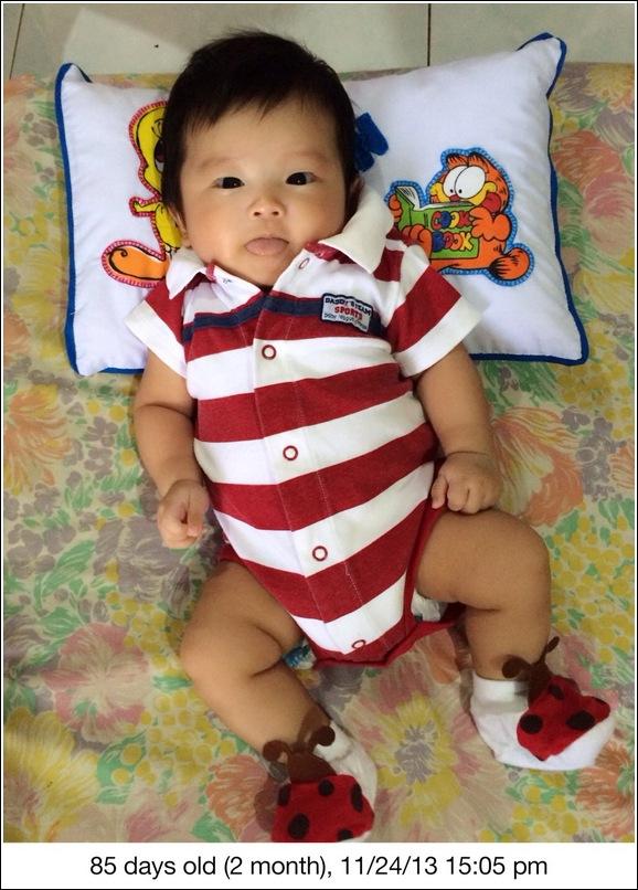 Ayden 2 months